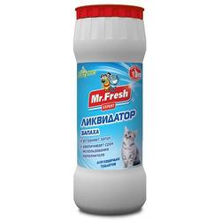 Mr.Fresh 2в1 Ликвидатор запаха для кошачьих туалетов