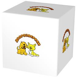 Пелигрин Подстилки в коробе Доброзверики с суперабсорбентом
