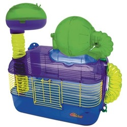 I.P.T.S./Beeztees X-treme Клетка для грызунов с игровым комплексом