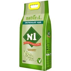 №1 NATUReL Зеленый чай - комкующийся наполнитель