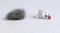 """I.P.T.S./Beeztees Игрушка для кошек """"Мышь с меховым хвостом"""""""