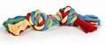 I.P.T.S./Beeztees Игрушка для собак Канат с 2-мя узлами разноцветный