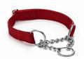 I.P.T.S./Beeztees Ошейник нейлоновый с цепью красный