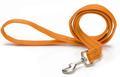Beeztees Поводок Aventura светоотражающий нейлоновый оранжевый