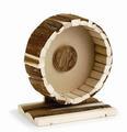 I.P.T.S./Beeztees Колесо для хомяка на подставке деревянное