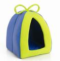 I.P.T.S./Beeztees Домик-тент для грызунов сине-зеленый