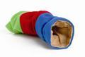 I.P.T.S./Beeztees Туннель для грызунов плюшевый цветной