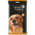 Teddy Pets Влажные салфетки для ухода за шерстью для собак