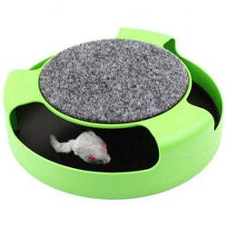 Антицарапки Игрушка интерактивная - Поймай мышку