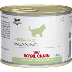 Royal Canin Pediatric Weaning консервы для котят от 4 недель до 4 мес