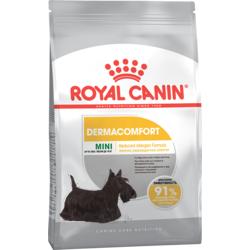 Сухой корм Royal Canin Mini Dermacomfort для собак мелких пород с повышенной чувствительностью кожи