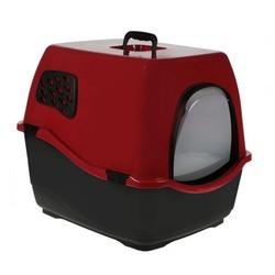 Marchioro Био-туалет для кошек с фильтром Bill Рубин рубиново-черный