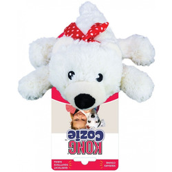 Kong Holiday игрушка для собак Cozie Мишка средний