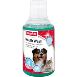 BEAPHAR Mouth Wash - Жидкость для чистки зубов