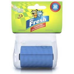 Mr.Fresh Пакеты для уборки фекалий