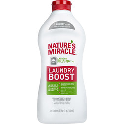 Nature's miracle Средство для стирки Laundry Boost для уничтожения пятен, запахов и аллергенов