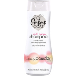 8 in 1 Puppy Shampoo - Baby Powder. Шампунь без слез для щенков