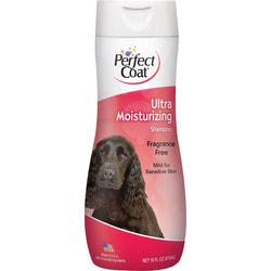 8 in 1 Perfect Coat Ultra Moisturizing Шампунь увлажняющий для собак без запаха