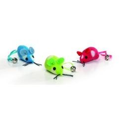 I.P.T.S./Beeztees Игрушка для кошек Мышь с колокольчиком на хвосте