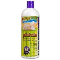 #1 All systems Smoothing Keratin Shampoo - выпрямляющий шампунь с кератином
