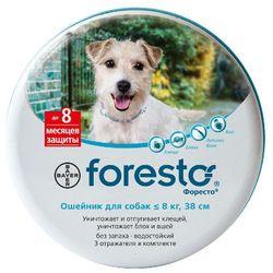 Bayer Ошейник Форесто для мелких и средних собак 38 см