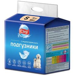 Cliny Подгузники для собак и кошек S 3-6кг