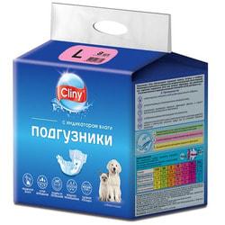 Cliny Подгузники для собак и кошек L 8-16кг
