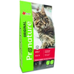 Pronature Original сухой корм для кошек Курица/Ягненок