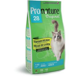 """Pronature Original 28 """"Океан Удовольствия"""" для кошек"""