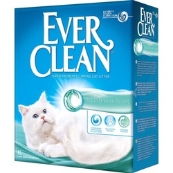 Ever Clean Aqua Breeze Scent - наполнитель с ароматизатором Морской бриз