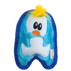 OH Игрушка для собак Invinc Mini Пингвин без наполнителя