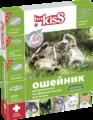 Ms.Kiss Ошейник для кошек репеллентный от блох и клещей