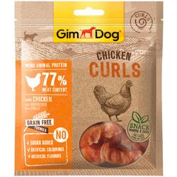 GimDog Лакомство для собак Куриные спиральки