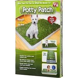 Pet Zoom Туалет для собак Potty Patch с искусственной травкой