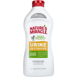Nature's miracle Уничтожитель пятен, запахов и осадка от мочи собак NM Urine Destroyer