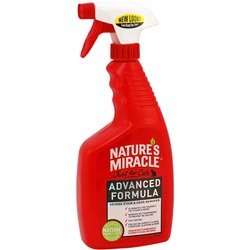 8 in 1 Уничтожитель запахов и пятен с усиленной формулой для кошек