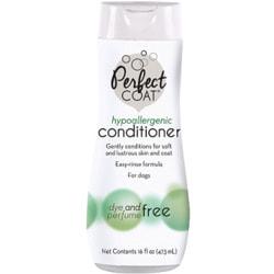 8in1 Perfect Coat Hypoallergenic Conditioner гипоаллергенный кондиционер для собак