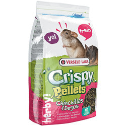Versele-Laga Корм гранулир. для шиншилл и дегу Crispy Pellets - Chinchillas & Degus