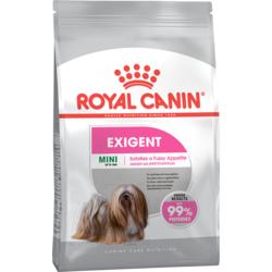 Сухой корм Royal Canin Mini Exigent для собак мелких пород привередливых в питании