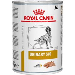Royal Canin Консервы для собак при мочекаменной болезни - Urinary S/O