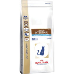 Royal Canin Корм для кошек при нарушении пищеварения - Gastro Intestinal Moderate Calorie GIM35