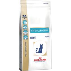Royal Canin Корм для кошек при пищевой аллергии - Hypoallergenic DR25