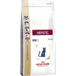 Royal Canin Корм для кошек при болезнях печени - Hepatic HF26
