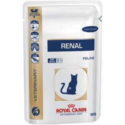 Royal Canin Пауч для кошек при почечной недостаточности Курица - Renal Feline