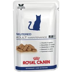 Royal Canin Пауч для кастрированных котов и кошек - Neutered Adult Maintenance