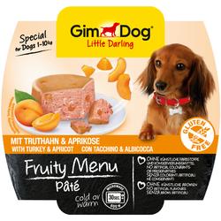 Gimpet Fruity Menu - Фрути Меню Паштет из индейки с абрикосом