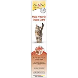 GimCat Multi-Vitamin-Extra - Мультивитаминная паста для кошек Экстра
