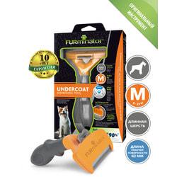 Furminator Фурминатор M для средних собак с длинной шерстью