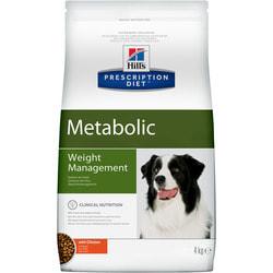 HILL'S Сухая диета для собак Metabolic для коррекции веса