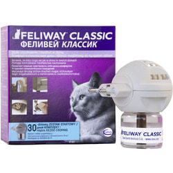 Ceva Феливей Классик нормализует поведение кошки (флакон+диффузор)